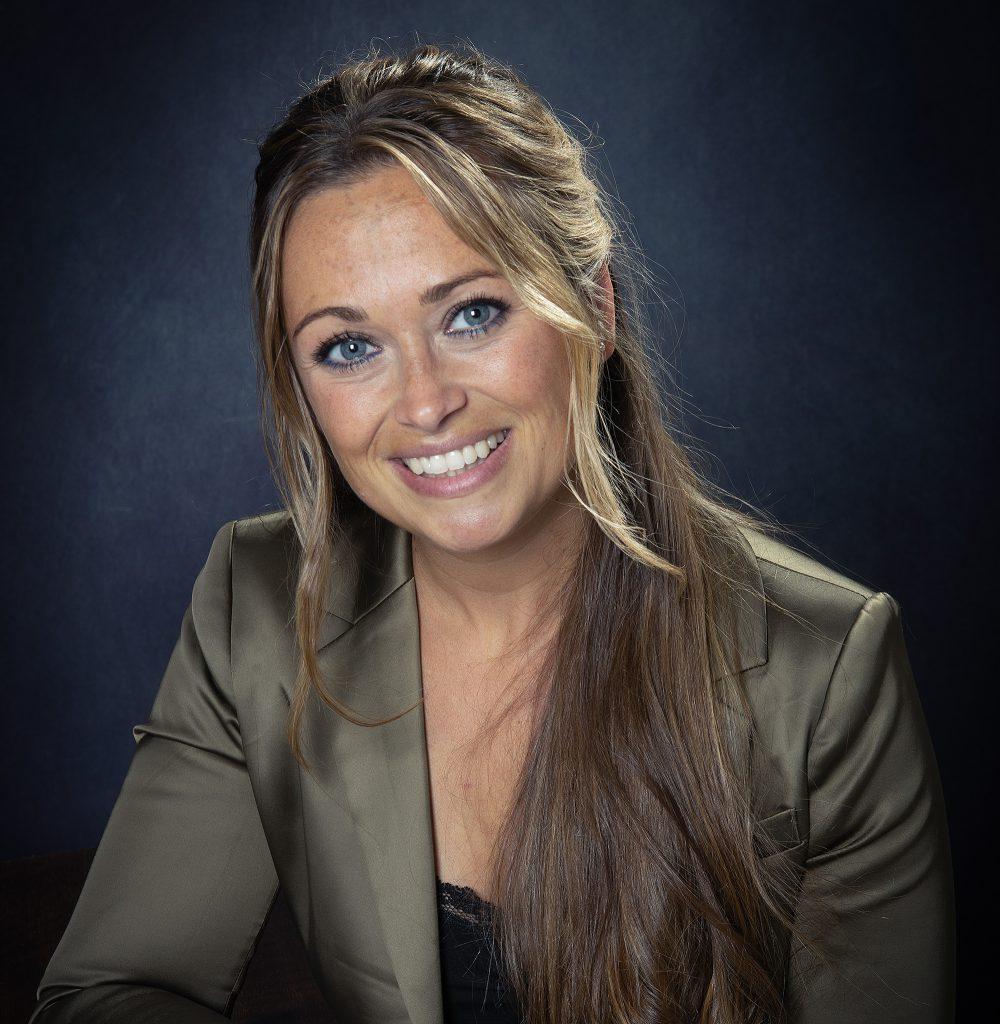 Cindy Bekker portret